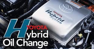 2012 toyota prius change toyota hybrid change
