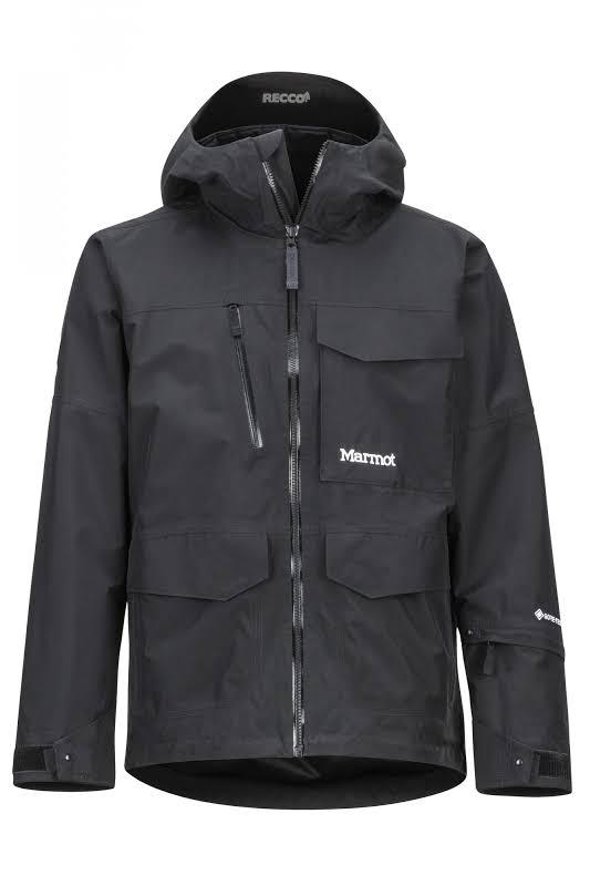 Marmot Carson Jacket Black Large 74840-001-L