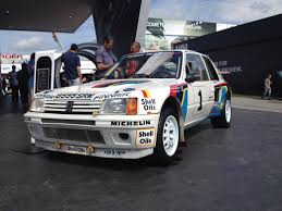 peugeot 205 group b goodwood festival of speed 2015 in pictures a photo special by
