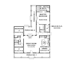 ranch home layouts hargrave southern ranch home plan 028d 0003 house plans and more
