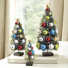 suzanne kasler vintage mini trees set of 3 ballard designs