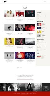 Blog 2 Recording Studio Wordpress Theme Dj Producer Music