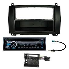 mercedes mex sony mex n4000bt car cd mp3 stereo