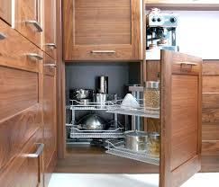 Kitchen Corner Cabinet Blind Corner Cabinet Pull Out Shelf Upper Shelves