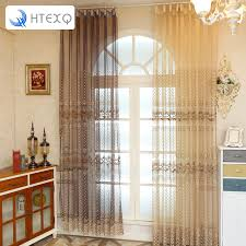 Quiet Curtains Price Online Get Cheap Embroidery Curtains Tulle Aliexpress Com