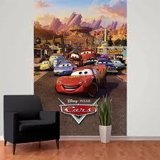 disney cars wall mural home design ideas disney cars wall murals 5 designs available kids part 64