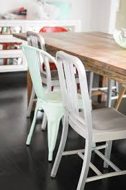 beautiful white kitchen u0026 dining table with mixed chairs chuzai