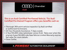 Audi Q5 55 000 Mile Service - 2017 used audi q7 quattro 4dr 3 0t premium plus at tempe honda