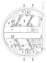 patent us6186444 sliding pocket door for aircraft use capable of