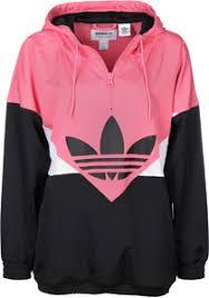 light pink adidas sweatshirt adidas colorado w windbreaker pink womens light jackets kj49551901