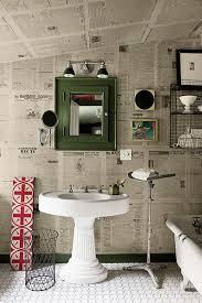 Vintage Bathroom Decor Ideas by 219 Best Bathrooms Images On Pinterest Bathroom Ideas Bathroom