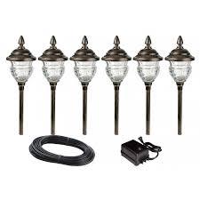 led light design cool low voltage led landscape lighting kichler