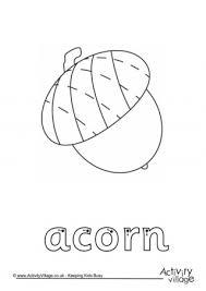 autumn handwriting worksheets