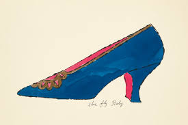 andy warhol shoe designs exceed estimate fetch 416k at auction