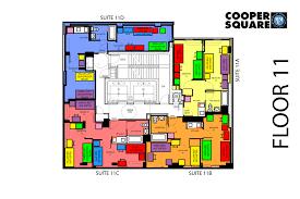 square floor plans residence cooper square floor plans marymount manhattan