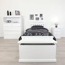 rainbow single bed frame sleeping giant