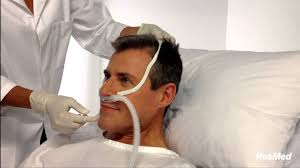 resmed acucare high flow nasal cannula youtube