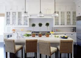 Kitchen Pendulum Lights Kitchen Dazzling Pendant Lights Above A White Island With Ideas 6