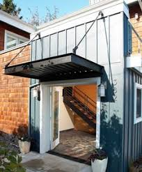 Carroll Awning Company Cool Industrial Modern Awning Brewpub Concept Pinterest