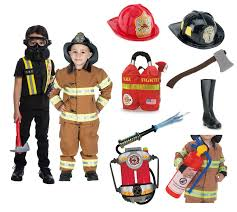 firefighter costume when they grow up careers occupations dress up ideas