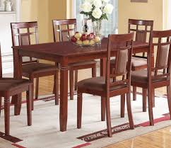 Cherry Dining Room Tables Acme 71160 Sonata Cherry Dining Table