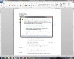 Easy Resumes How To Make An Easy Resume In Microsoft Word