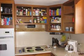 kitchen cabinets without doors kitchen cabinet