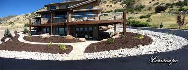 Landscape Rock Utah by Landscape Expressions A Design Build Firm In Logan Utah