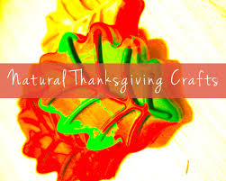 7 thanksgiving crafts you can make out of materials