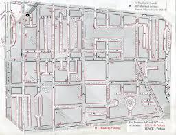 Boston Bike Map by Dignity Boston