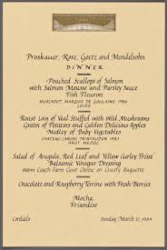 Titanic Second Class Menu by On The Menu Download Books Online