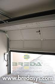 portoni sezionali breda stop go porte sezionali breda con porta pedonale inserita