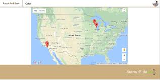 Google Maps Montana Displaying Resources On A Google Map With Vue Js Server Side Up