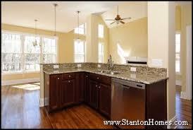 Kitchen Open Floor Plan New Home Building And Design Blog Home Building Tips Open