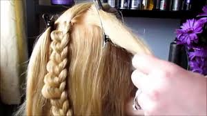 easy 5 min 3 flowers hairstyle video dailymotion