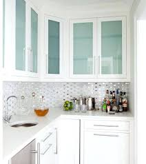 Glass Cabinet Doors Kitchen Frosted Glass For Kitchen Cabinets S Frosted Glass Cabinet Doors