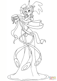 daphne coloring page free printable coloring pages