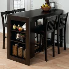 Kitchen Amazing Bar Height Table And Chairs Ideas Prepare Stylish - Bar height kitchen table