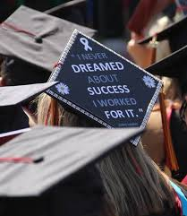 Ideas On How To Decorate Your Graduation Cap College Graduation Cap Decoration Ideas Decorating Your Graduation