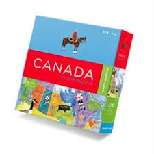 map of canada puzzle puzzles toys 526 products available chapters indigo ca