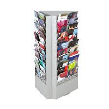 decoration plastic display holders brochure and magazine display