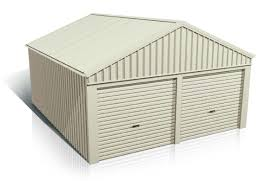 Double Garage Dimensions by Garages U0026 Sheds Rural U0026 Industrial Sheds Stratco