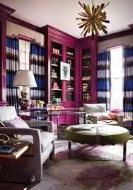 Magenta Home Decor by Endearing 30 Magenta Living Room Ideas Decorating Design Of 22