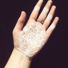 150 most beautiful white ink tattoos ideas 2017 collection