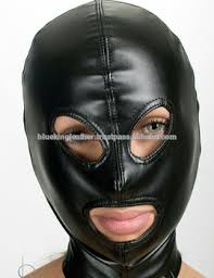 leather mask new genuine sheep leather mask leather play mask