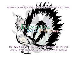 peacock tribal by elementalfurs on deviantart