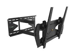 Tv Wall Mount Bracket Swivel Full Motion Tv Wall Mount Bracket With Anti Theft Feature Ul