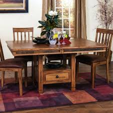 dining room table sets butterfly leaf espresso furniture dinin