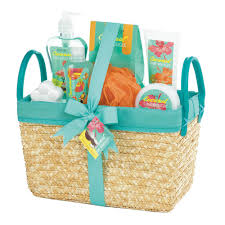 gift baskets wholesale wholesale coconut lime tropical spa basket set buy wholesale