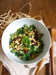 cuisiner haricots coco rosenoisettes salade de haricots coco et chou kale à l italienne